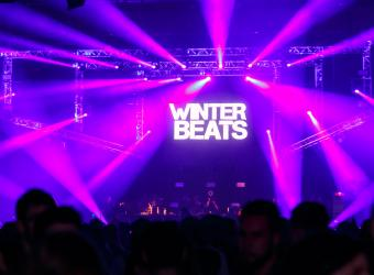 20.01.2018 Winterbeats - Ingolstadt - Saturn Arena